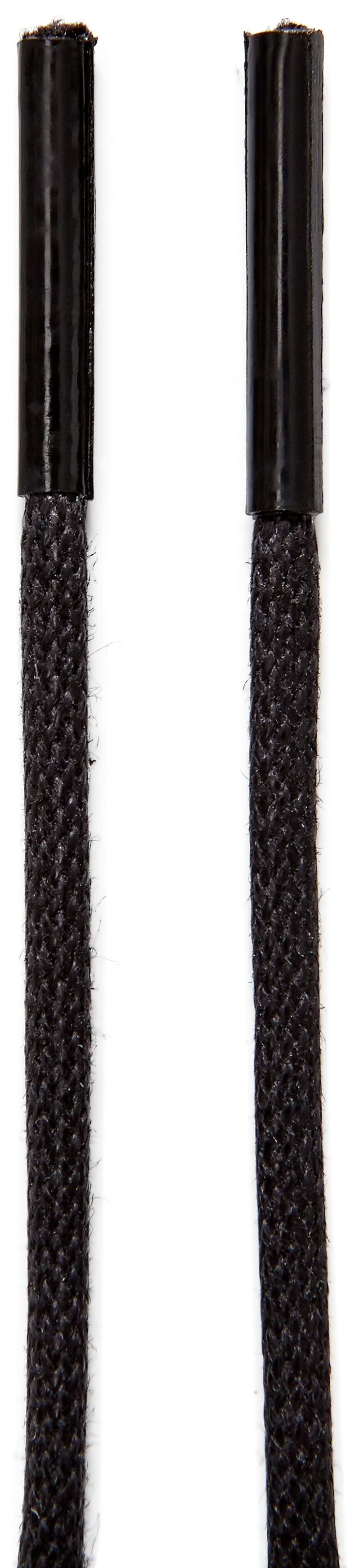 Round Laces (Black)