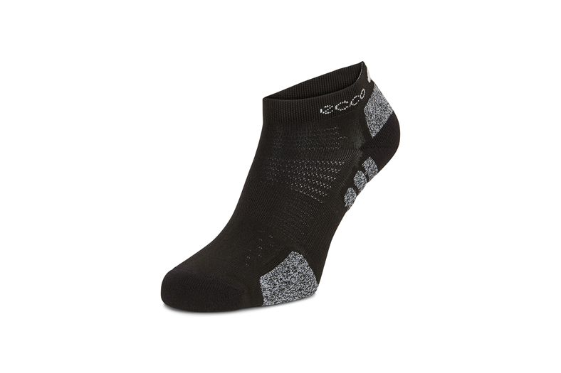 Tour Lite no show sock (Black)