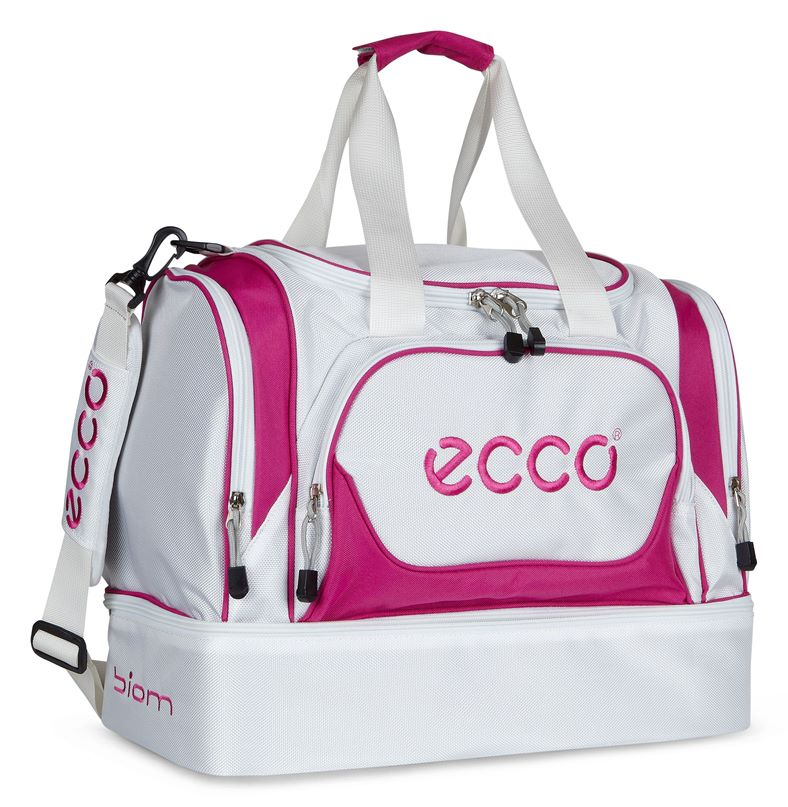 Golf Carry all Bag (أبيض)