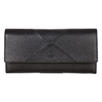 Linnea Continental Wallet (Black)