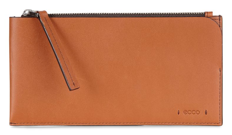 Lars Travel Wallet (Marrone)