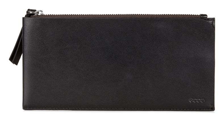 Geometrik Travel Wallet (Preto)