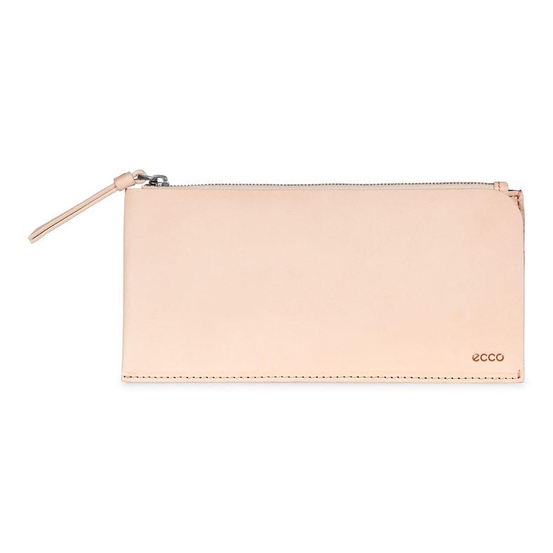Geometrik Travel Wallet (White)