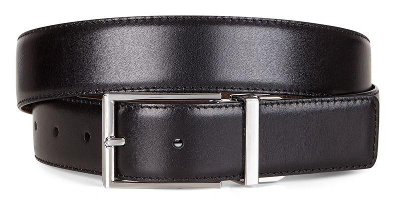 Alvar Formal Belt (أسود)