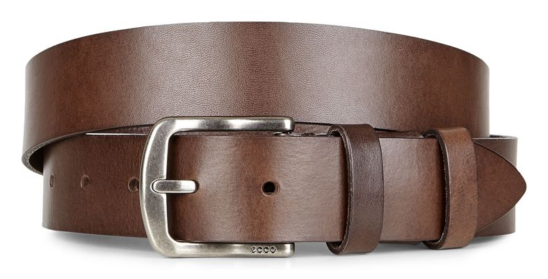 Elias Casual Belt (Brown)