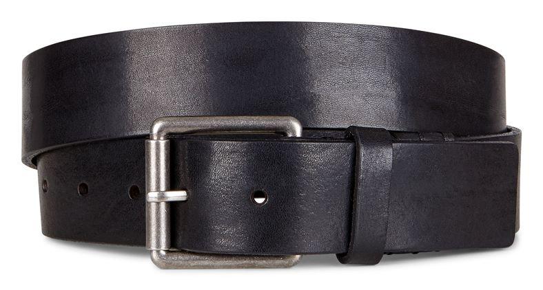 Villum Casual Belt (أسود)