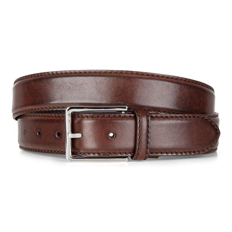 Niklas Formal Belt (Brown)