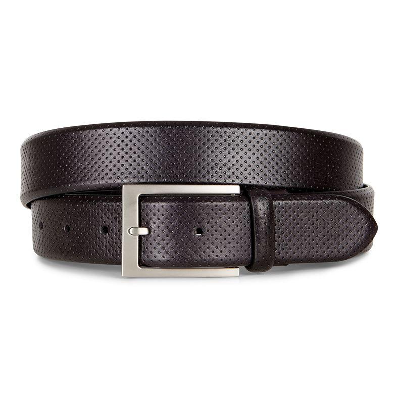 Rune Formal Belt (Negro)