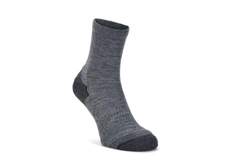 Outdoor Crew Sock (رمادي)