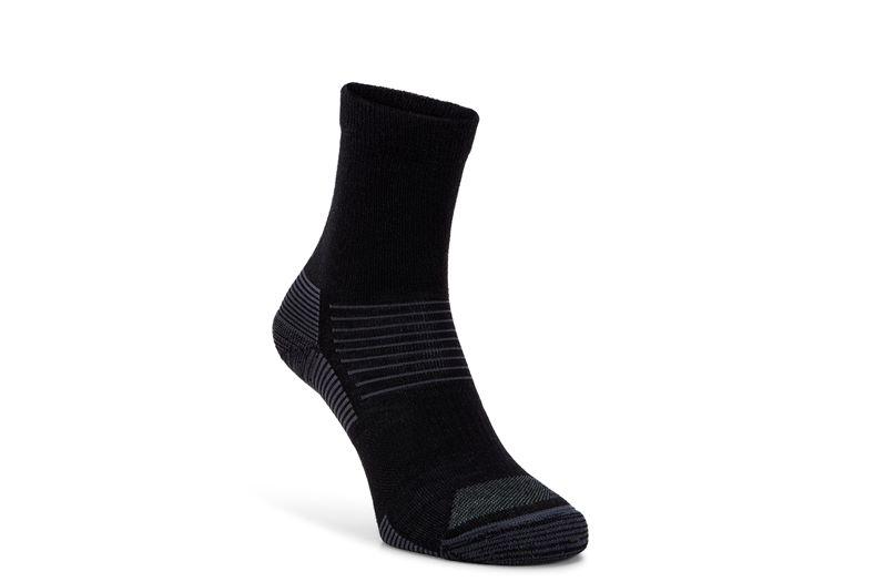 Everyday Crew Sock (أسود)