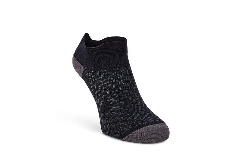 Active Low-Cut Sock (Black)