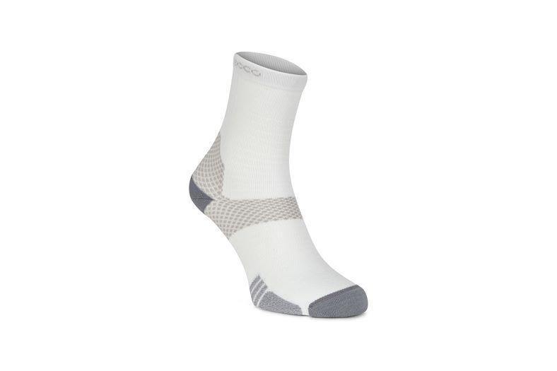 Tour Lite crew sock (White)