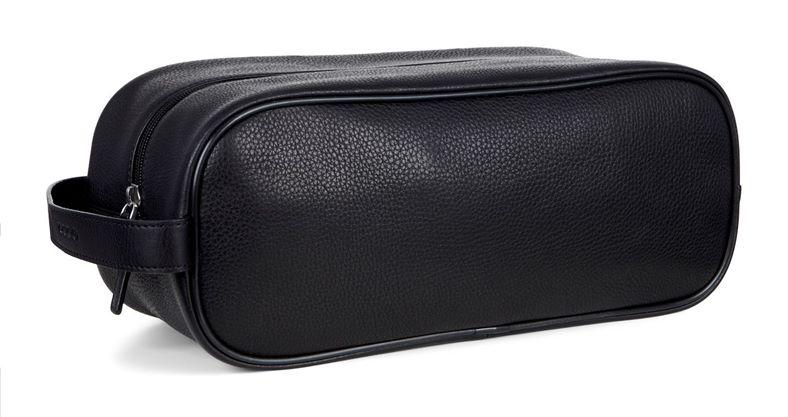 Hadley Golf Shoe Bag (أسود)