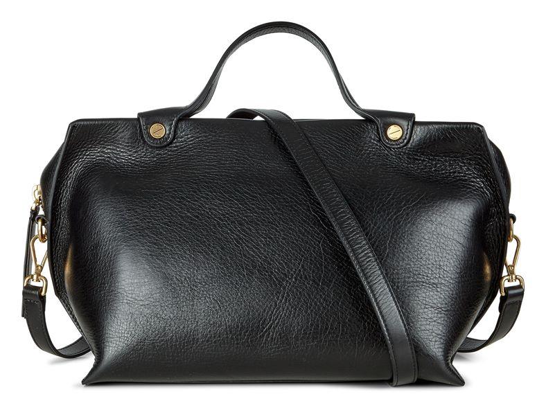 Sculptured Handbag (Negro)