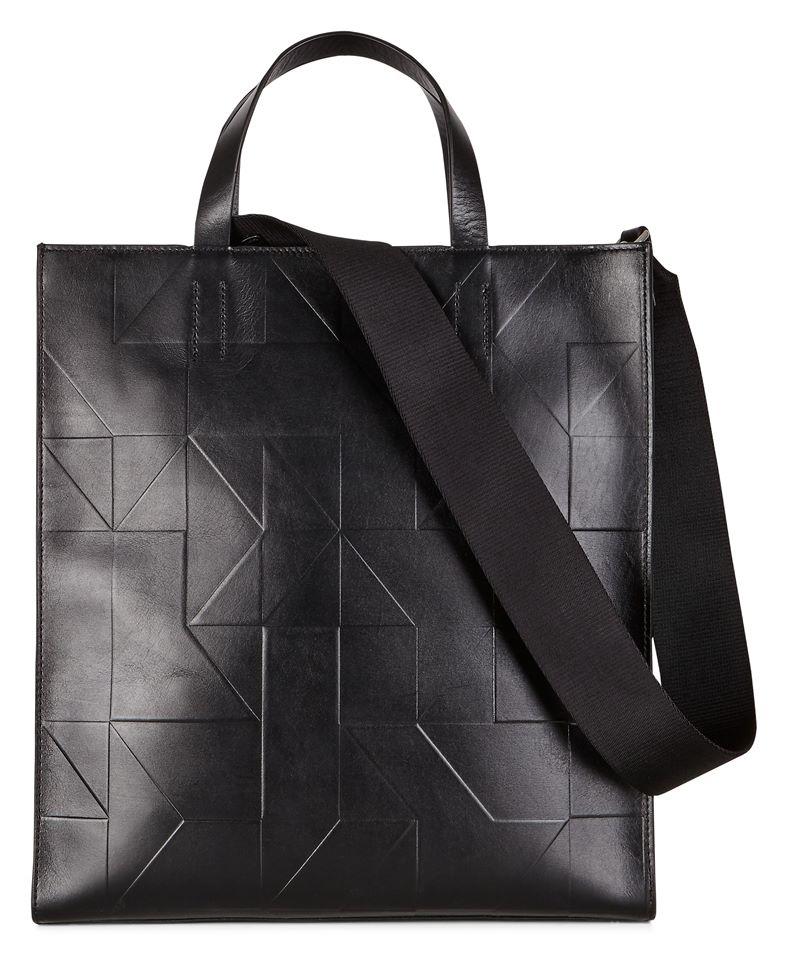 Geometrik Tote (Black)