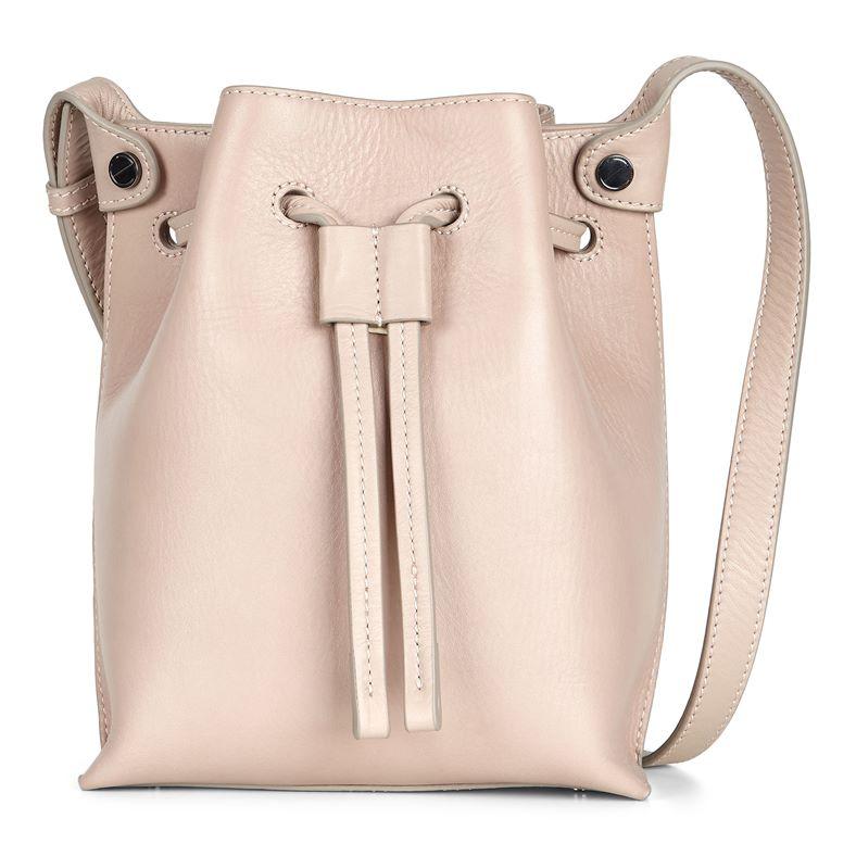 Sculptured Sm. Bucket Bag