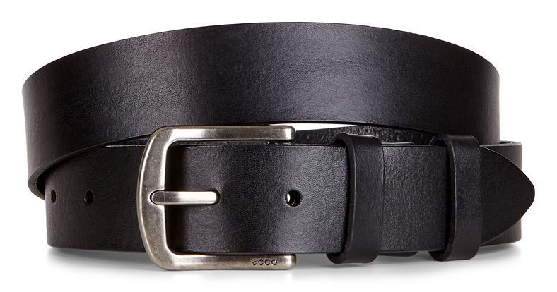 Elias Casual Belt (أسود)