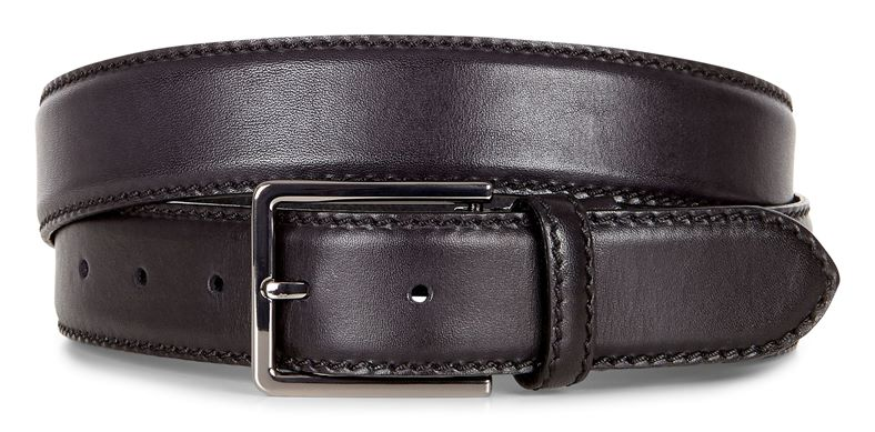 Niklas Formal Belt (أسود)