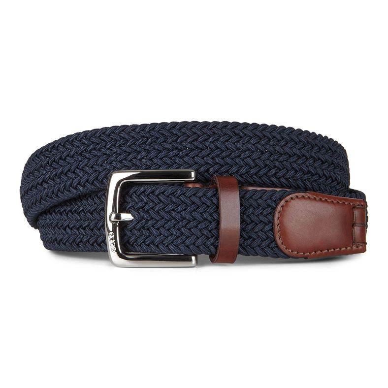 Alf Casual Belt (Blue)