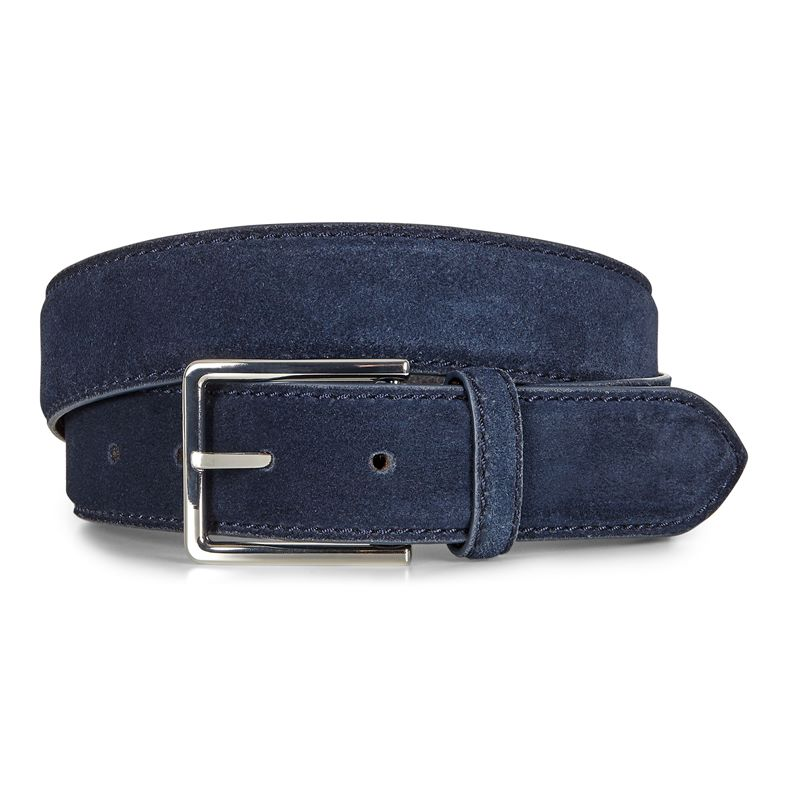 Evert Formal Belt (Blue)