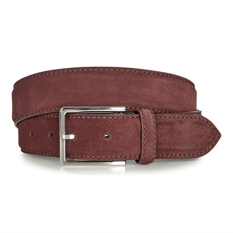 Evert Formal Belt (Brown)