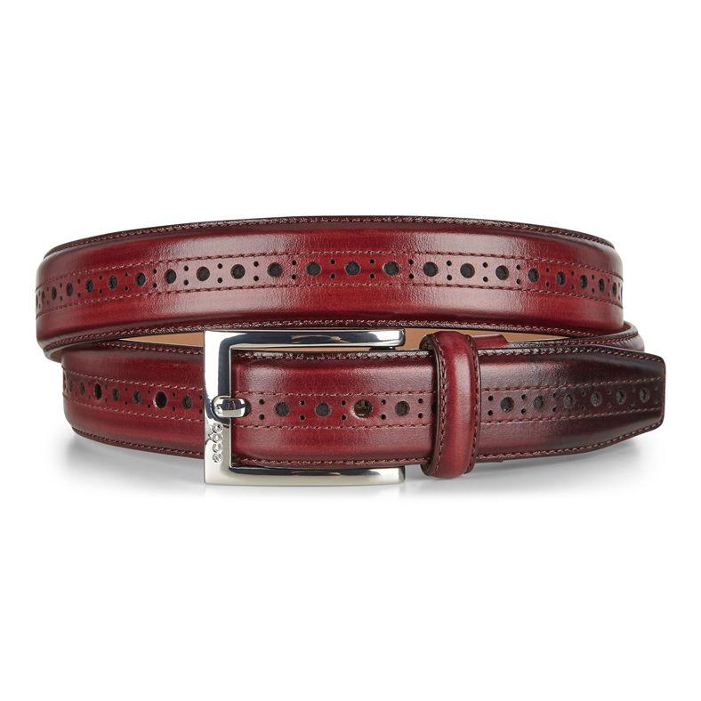 Vitrus Mondial Belt (Vermelho)