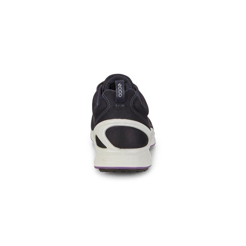 Ecco Schuhe BIOM FJUEL blau Damenschuhe Sportschuhe 83753302058 NEU