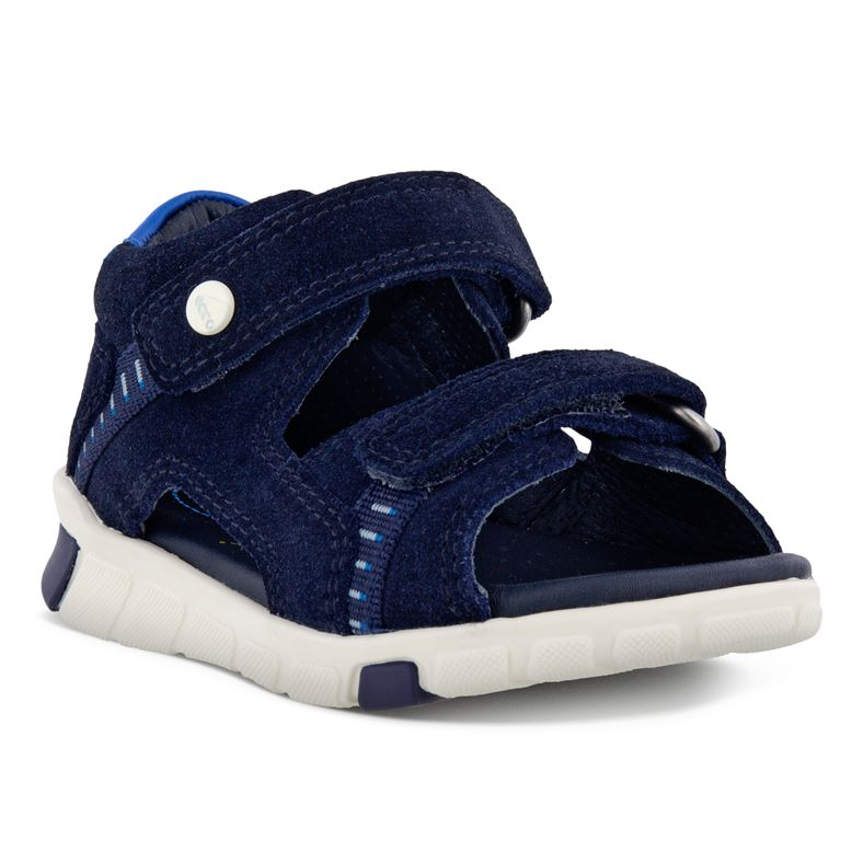 MINI STRIDE SANDAL (أزرق)