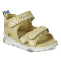 MINI STRIDE SANDAL (أصفر)