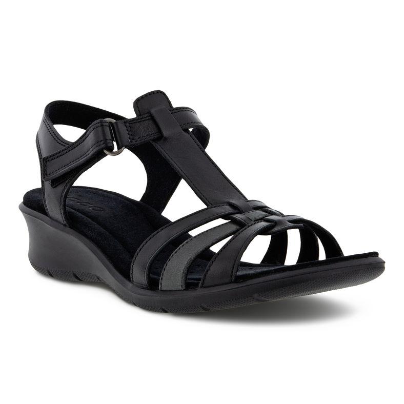FINOLA SANDAL (Black)