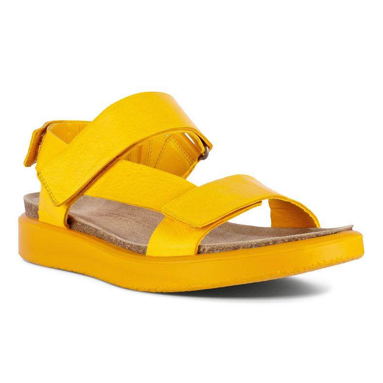 Corksphere Sandal W (أصفر)