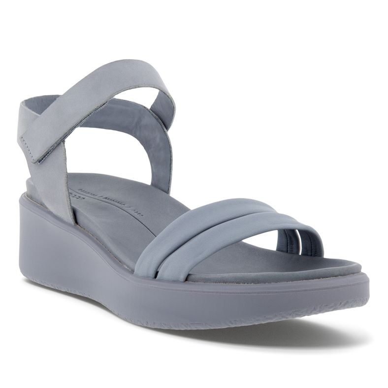 FLOWT WEDGE LX W (Blue)