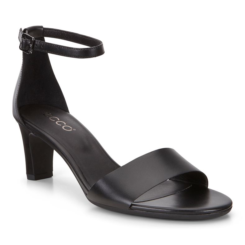 SHAPE SLEEK SANDAL 65 (Negro)