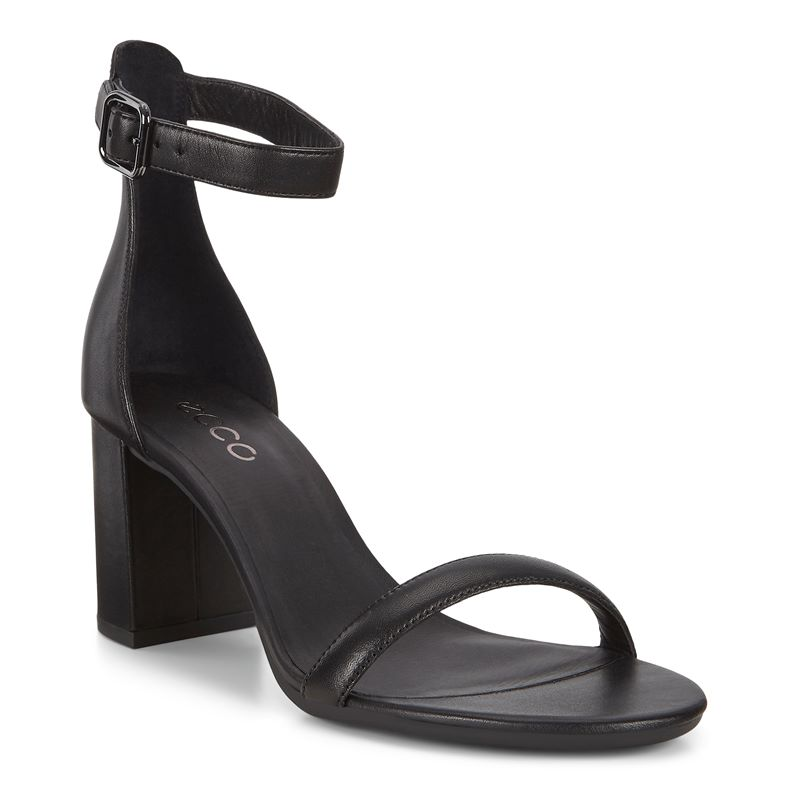 ELEVATE 75 BLOCK SANDAL (Negro)