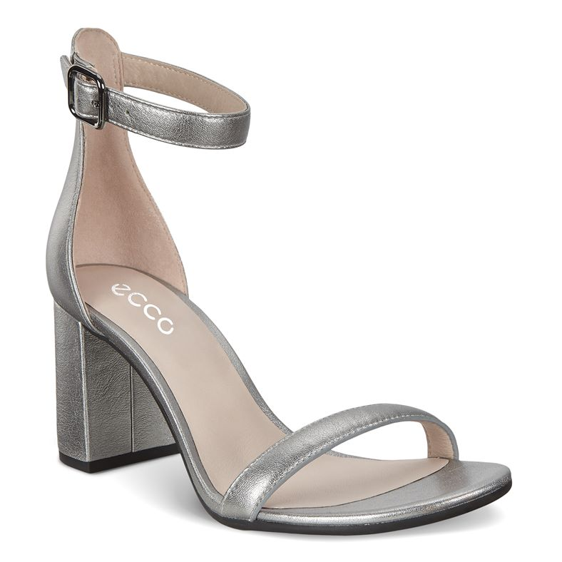ELEVATE 75 BLOCK SANDAL (Metallic)