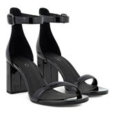 ELEVATE 75 BLOCK SANDAL (أسود)