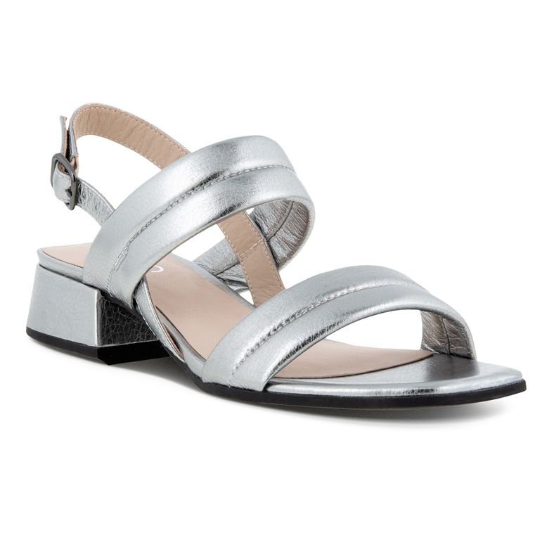 ELEVATE SQUARED SANDAL (Metallic)