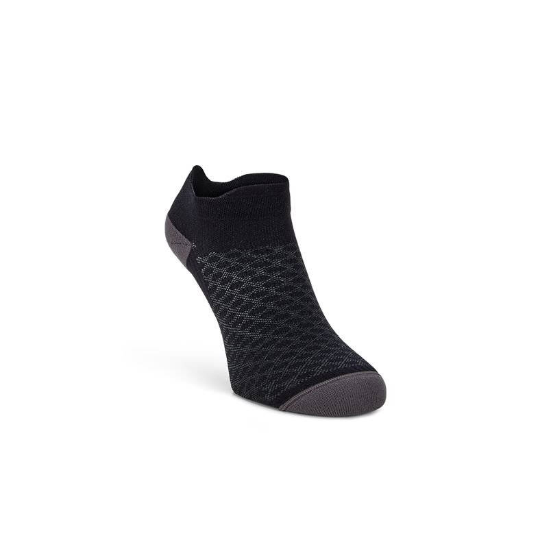 Active Low-Cut Sock (Negro)