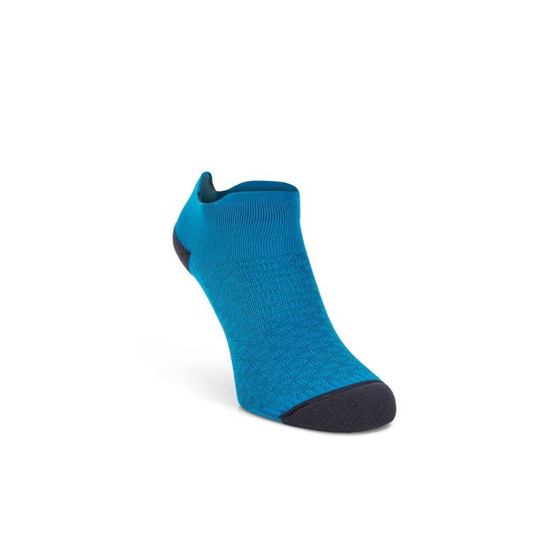 Active Low-Cut Sock (Azul)