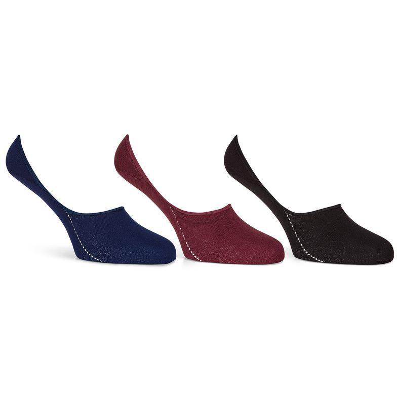In-Shoe Reversible Sock (Multicolor)