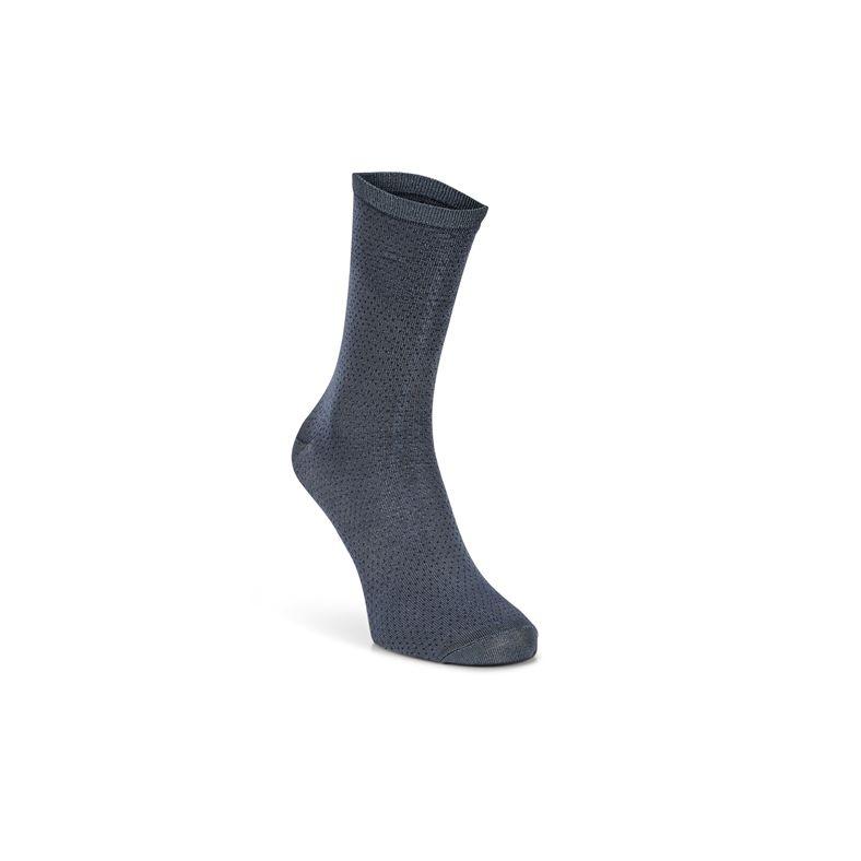 Micro Dotted Socks Women' (Blue)