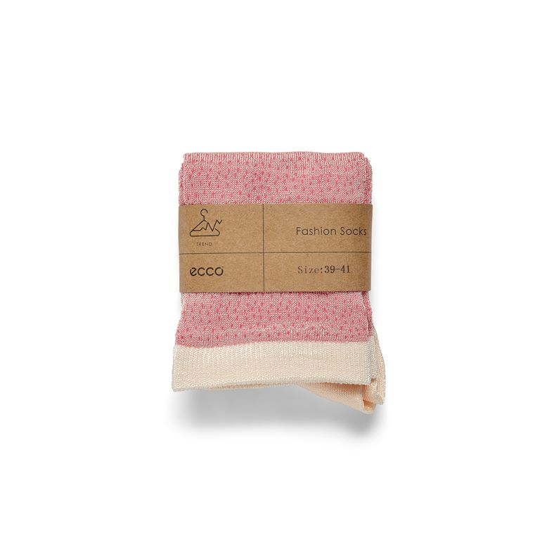 Micro Dotted Socks Women'