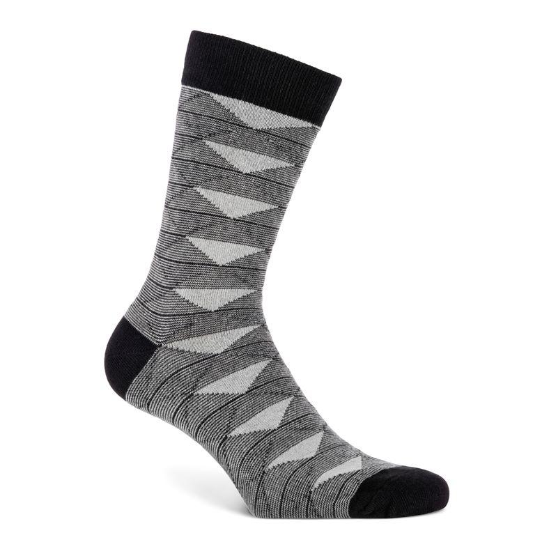 Triangle Socks Men's (Black)