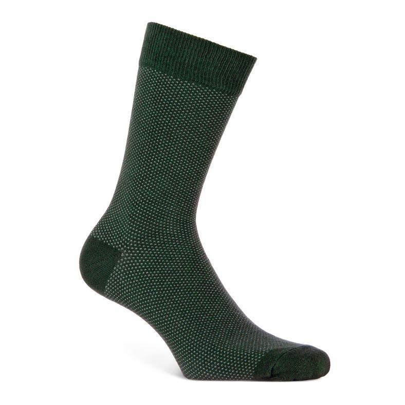 Birdseye Socks Men's (Green)