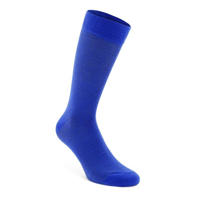 Birdseye Socks Men's (Blue)