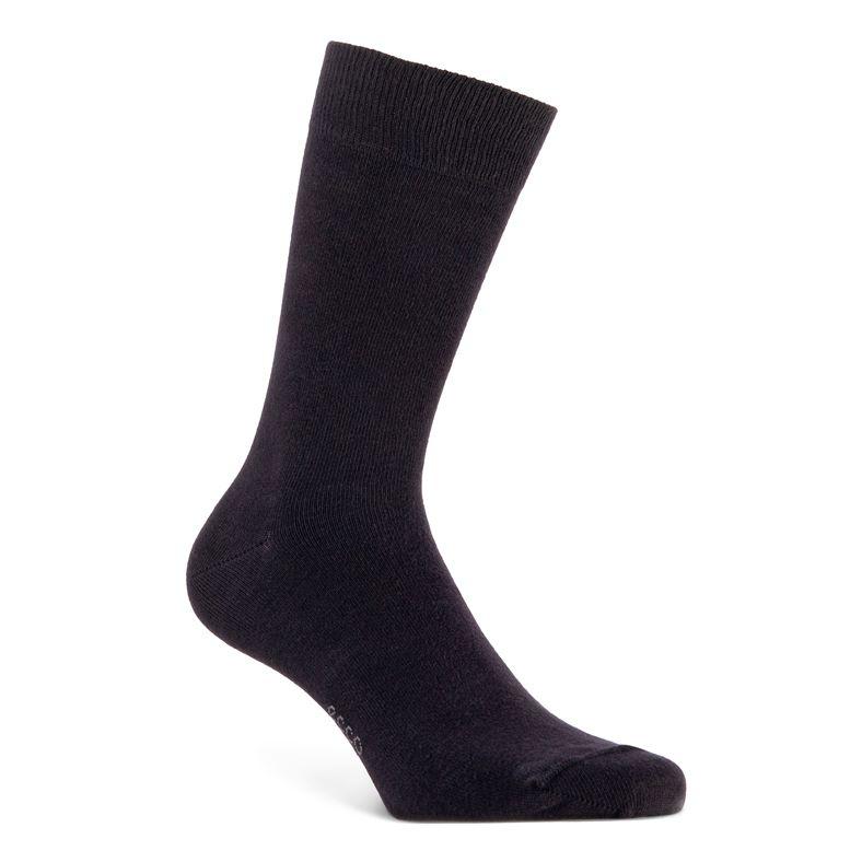 Business Crew Socks (Black)