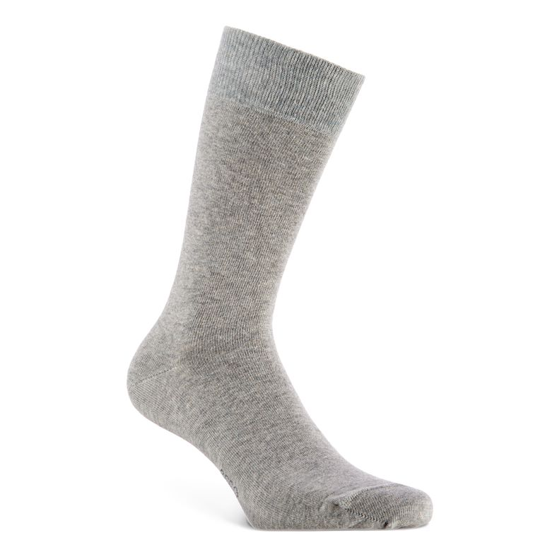 Business Crew Socks (رمادي)