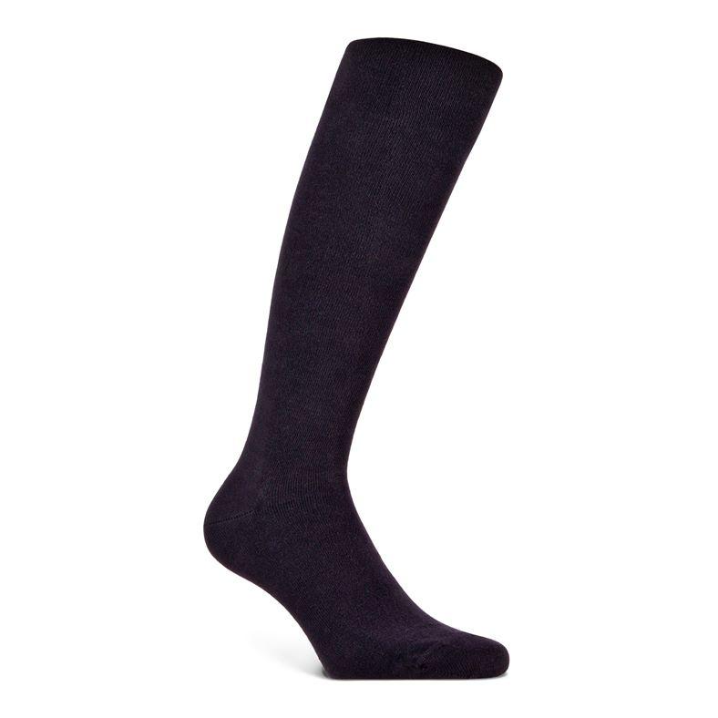 Business Knee Socks (Black)