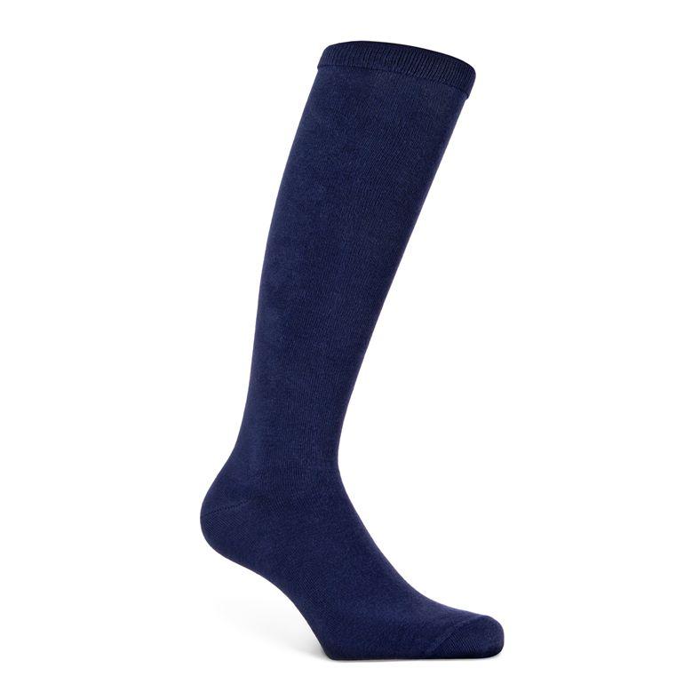 Business Knee Socks (Blue)