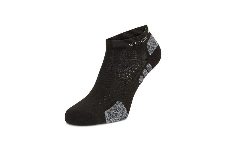 Tour Lite no show sock (Black)